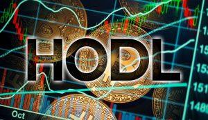 هودل (HODL) کردن یعنی چه؟